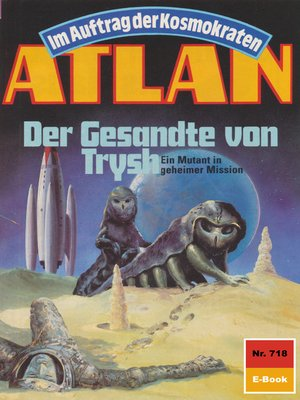 cover image of Atlan 718