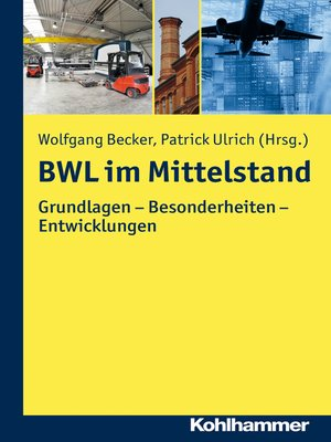 cover image of BWL im Mittelstand