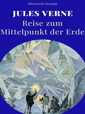 cover image of Reise zum Mittelpunkt der Erde