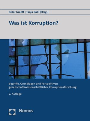 cover image of Was ist Korruption?
