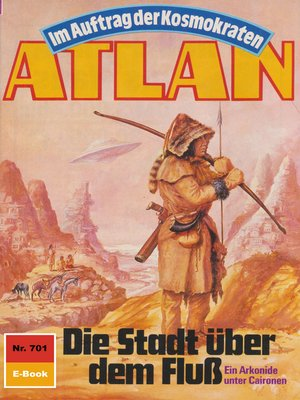 cover image of Atlan 701