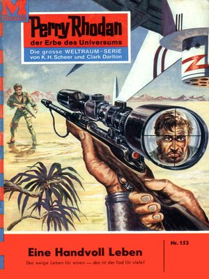 cover image of Perry Rhodan 153