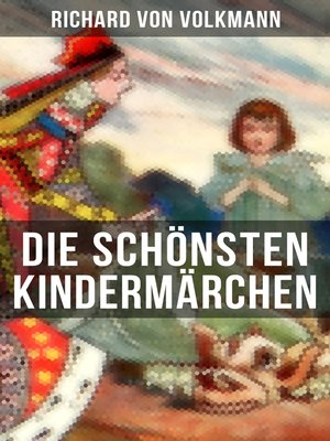 cover image of Die schönsten Kindermärchen