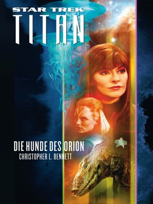 cover image of Star Trek--Titan 3
