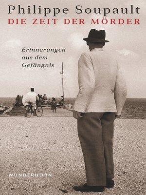 cover image of Die Zeit der Mörder