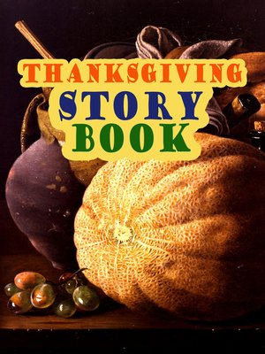 cover image of Thanksgiving Story Book