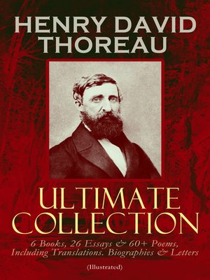cover image of HENRY DAVID THOREAU--Ultimate Collection