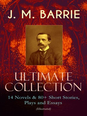 cover image of J. M. BARRIE--Ultimate Collection