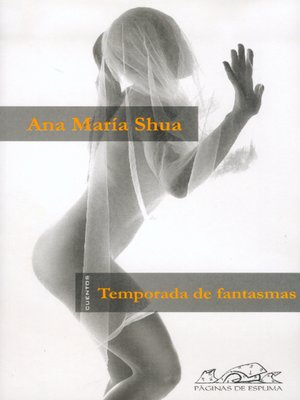 cover image of Temporada de fantasmas