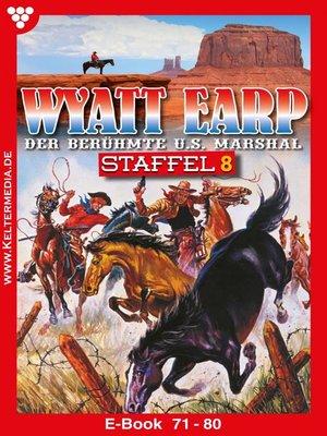 cover image of Wyatt Earp Staffel 8 – Western