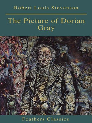 cover image of The Picture of Dorian Gray (Feathers Classics)