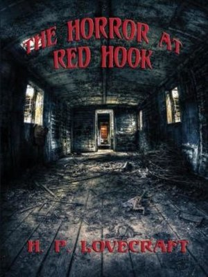 cover image of The Horror at Red Hook