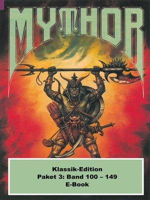 cover image of Mythor-Paket 3