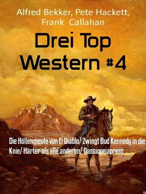 cover image of Drei Top Western #4