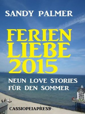 cover image of Ferienliebe 2015