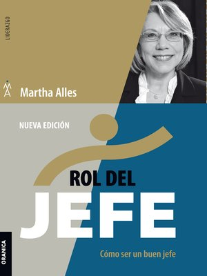 cover image of Rol del jefe