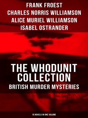 cover image of The Whodunit Collection