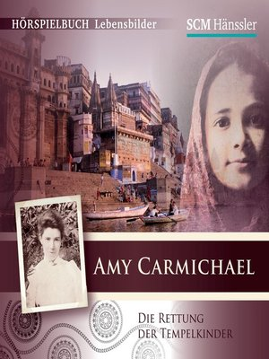 cover image of Amy Carmichael