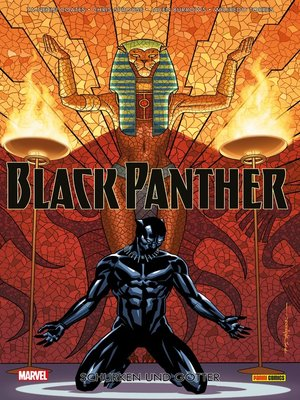 cover image of Black Panther 4--Schurken und Götter