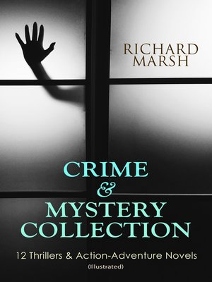 cover image of CRIME & MYSTERY COLLECTION