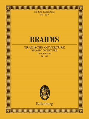 cover image of Tragic Overture