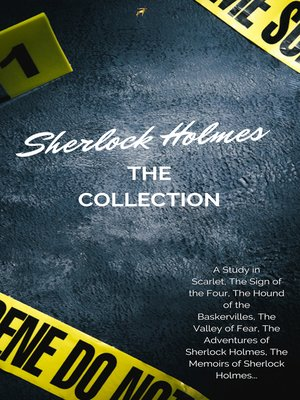 cover image of The Complete Sherlock Holmes