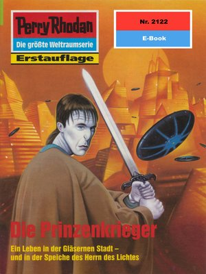cover image of Perry Rhodan 2122