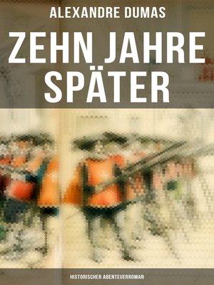 cover image of Zehn Jahre später