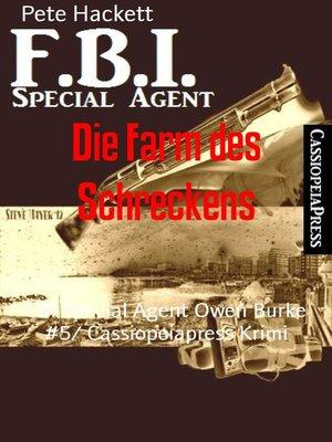 cover image of Die Farm des Schreckens