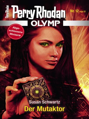 cover image of Olymp 12