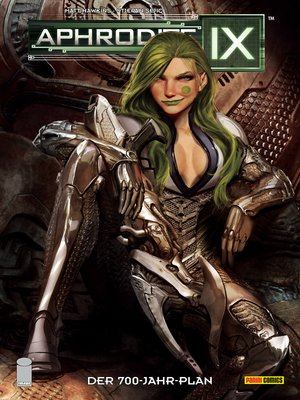 cover image of Aphrodite IX, Band 2