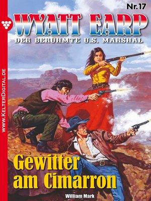 cover image of Wyatt Earp 17 – Western