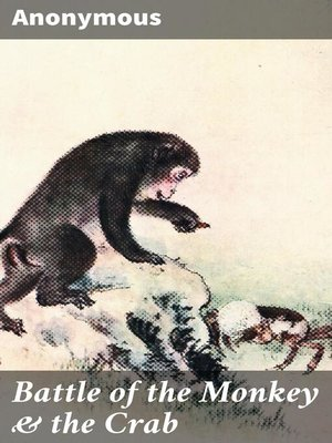 cover image of Battle of the Monkey & the Crab