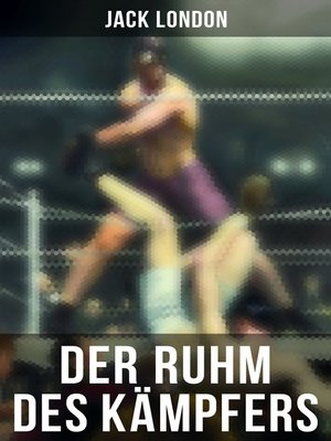 cover image of Der Ruhm des Kämpfers