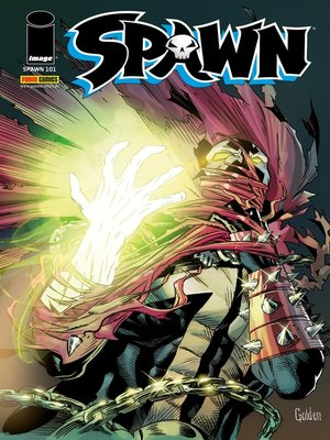 cover image of Spawn, Band 101