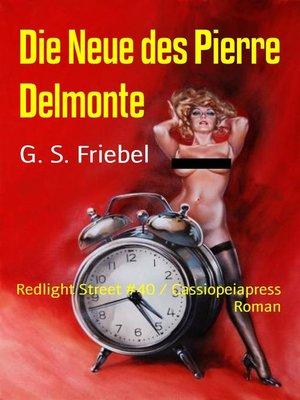 cover image of Die Neue des Pierre Delmonte