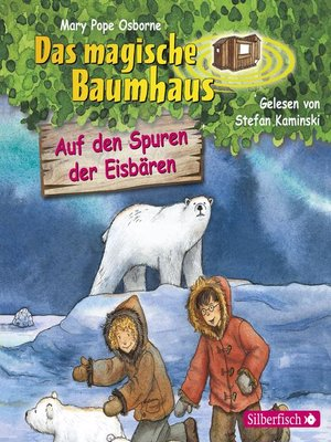 cover image of Auf den Spuren der Eisbären
