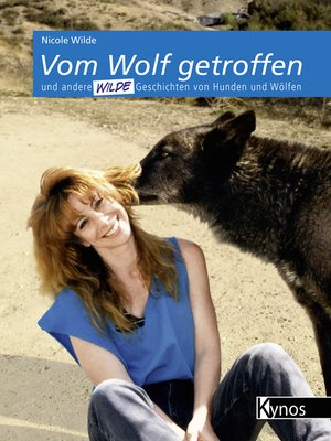 cover image of Vom Wolf getroffen