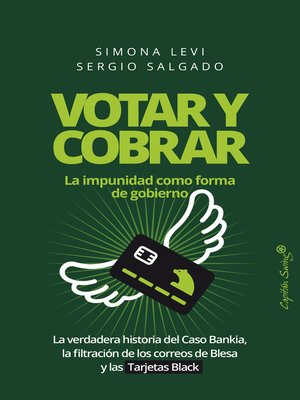 cover image of Votar y cobrar