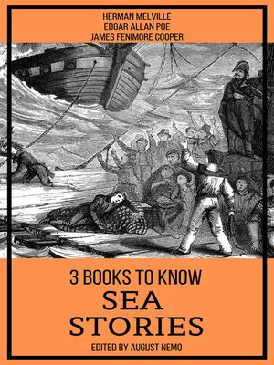 cover image of 3 books to know Sea Stories