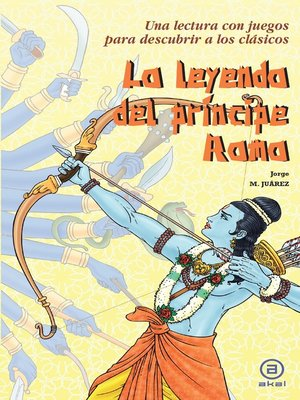 cover image of La leyenda del príncipe Rama