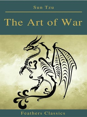 cover image of The Art of War (Feathers Classics)