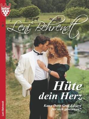cover image of Leni Behrendt 1--Liebesroman