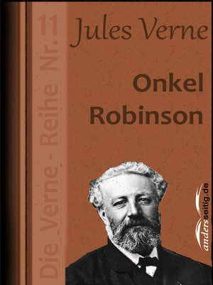 cover image of Onkel Robinson