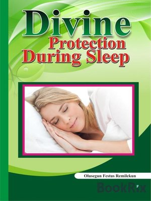 cover image of Divine  Protection During Sleep