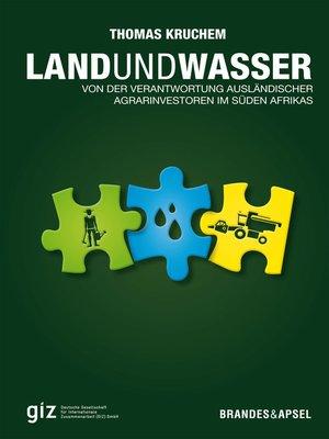 cover image of Land und Wasser