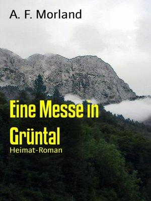 cover image of Eine Messe in Grüntal