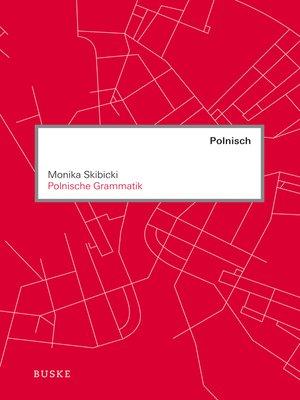cover image of Polnische Grammatik