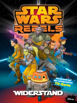 cover image of Star Wars--Rebels, Band 1--Widerstand