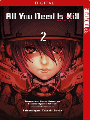 cover image of All You Need Is Kill 02